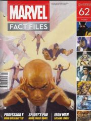 Marvel Fact Files #62 Eaglemoss Publications